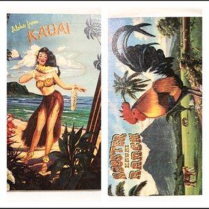 Hawaiian Woodys